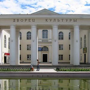 Дворцы и дома культуры Хвалынска