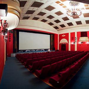 Кинотеатры Хвалынска