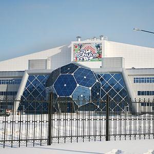 Спортивные комплексы Хвалынска