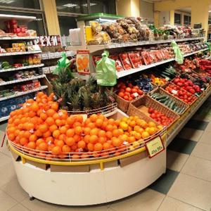 Супермаркеты Хвалынска