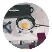 Кафе Колос - иконка «кухня» в Хвалынске